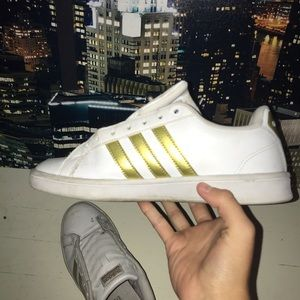 adidas Shoes - Gold adidas shoes
